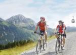 Ãœber 800km Mountainbiken und Rad fahren - © www.scheiflinger.co.at
