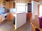 Wohnung 2. Stock - Küche mit Sitzecke - © www.scheiflinger.co.at